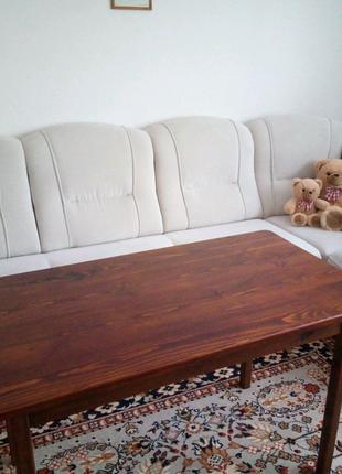 Стол кухонный деревянный. Новый