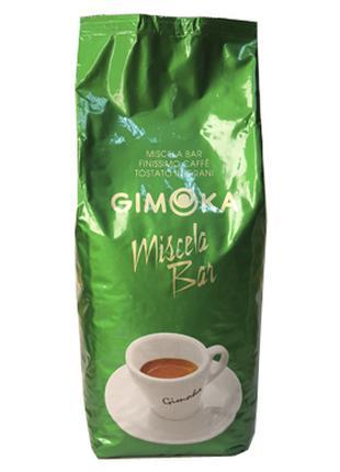 Кофе в зернах Джимока Gimoka Miscela bar, 3кг