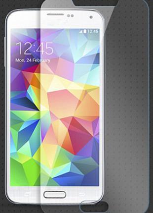 Защитное стекло EGGO Samsung Galaxy S5 G900 (глянцевое)