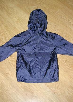 Куртка, ветровка, дождевик Peter Storm 4-5 лет. Рост 104-110. Неп