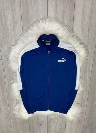Олимпийка Puma S-M оригинал бомбер nike кофта adidas under