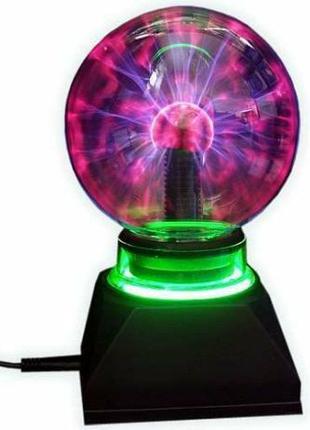 "Ночник Magic Flash Ball Плазменный шар 5"" ZFD"