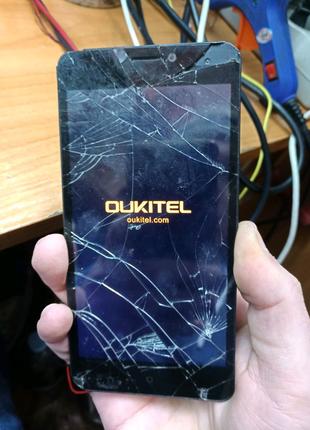 Oukitel C3 на запчасти