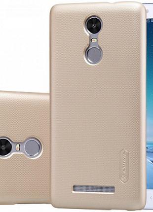 Чехол Nillkin для Xiaomi Redmi Note 3, Redmi Note 3 Pro (+пленка)