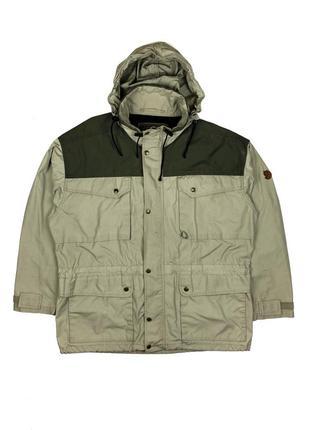 Fjallraven куртка ветровка