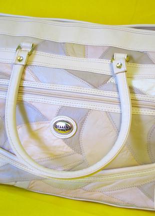 Женская кожаная сумка Bellini. Оригинал, Италия.