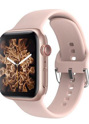 Смарт часы Modfit T500 Plus All Pink