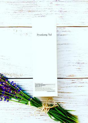 Pyunkang Yul -Peeling Gel -ніжний пілінг, пилинг скатка