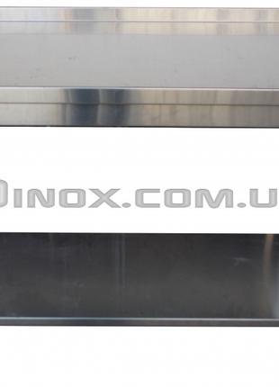Стол производственный с полкой 1500Х600X850мм