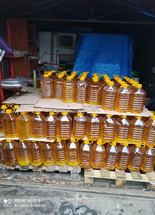 Олія, подсолнечное масло оптом