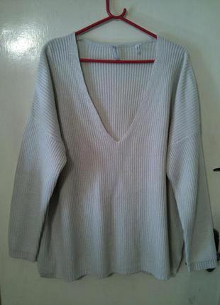 Отличный свитер-джемпер,большого размера,anthology и 90% одежд...