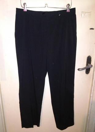 Классические,эластичные,зауженные,с карманами,брюки,сост.новых...