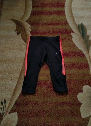Капри Бриджи Nike Dri-Fit Puma Asics Adidas