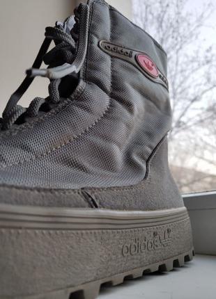 Зимние ботинки Adidas Zug,Vintage 80s, Yugoslavia как Nike Puma