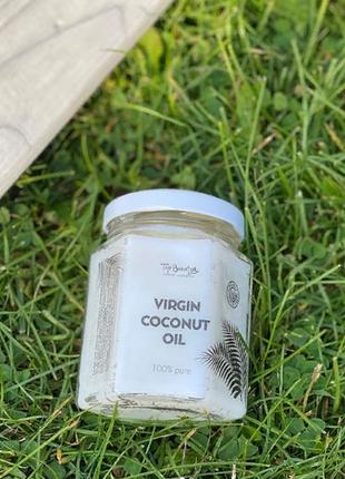 Кокосовое масло нерафинированое холодного отжима