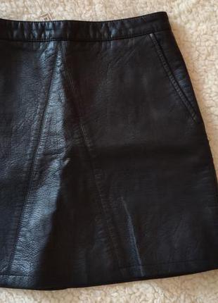 Mini юбка zara