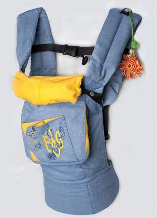"""Эргономичный рюкзак для переноски ребенка """"my baby"""""""