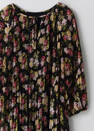 Плаття пліссе