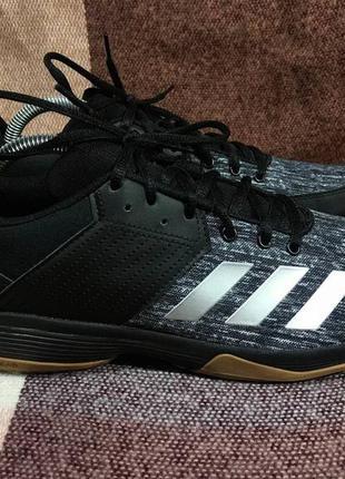 Мужские кроссовки для волейбола , спорта adidas ligra 6 распар...