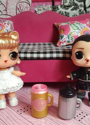 Набор игровой куклы лол жених и невеста lol surprise
