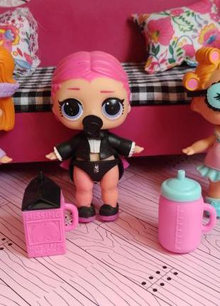 Набор куколок кукла лол lol surprise вампир
