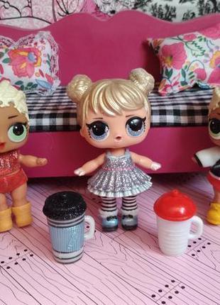 Набор куколок кукла лол lol surprise
