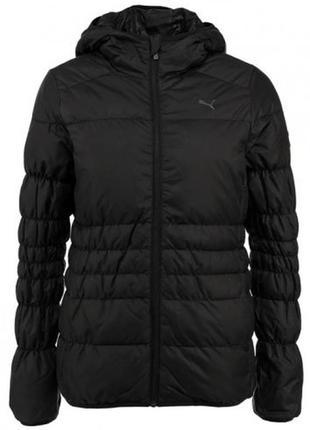 Зимняя куртка puma, женский пуховик puma