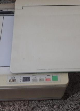 Мультикомбайн-Ксерокс, 3 в одном - сканер, копир, принтер. Б/у.