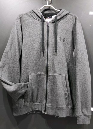 Кофта зипка Under Armour xl