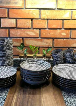 Посуда из прочной керамики