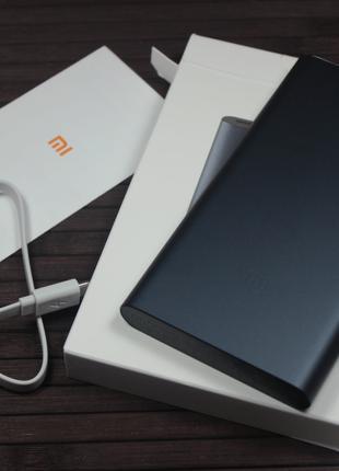 Xiaomi Mi Power Bank 2S 10000 мАч, Гарантия 3 мес.