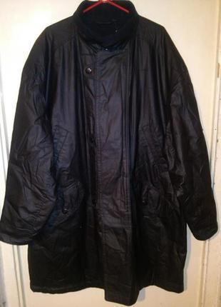 Мужская,демисезон.удлинен.куртка-тренч-дождевик с подкладкой б...
