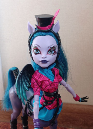 кукла монстер хай Авиа Троттер/monster high