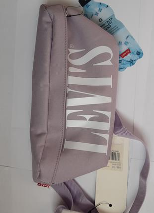 Сумка Levi's (фиолетовый цвет)