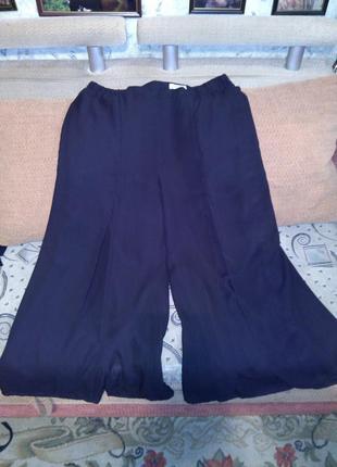 Оригинальная,нарядная,  юбка-брюки большого размера notations ...