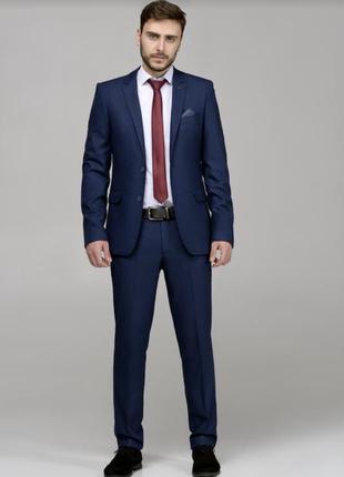 Мужской костюм, деловой костюм, выпускной костюм