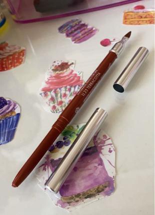 La Biosthetique Automatic Pencil for Lips 'Terracotta' LL23