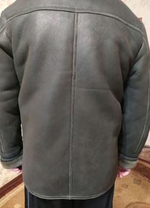 Продам дублёнку мужскую 52 р