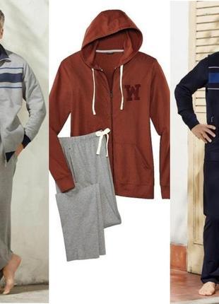 Мужской спортивный или домашний костюм, livergy германия, кофт...