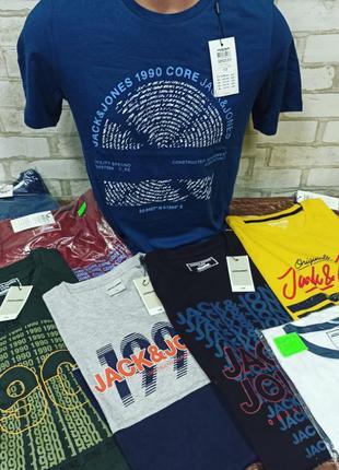 Мужские футболки JACK&JONE