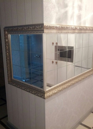 Установка и изготовление зеркал