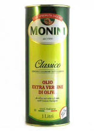Оливковое масло 1л Монини