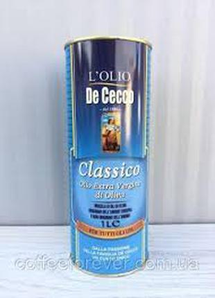 De Cecco оливковое масло 1л