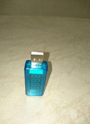Тестер USB- зарядка