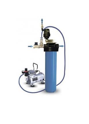 Безреагентная аерационная система очистки воды