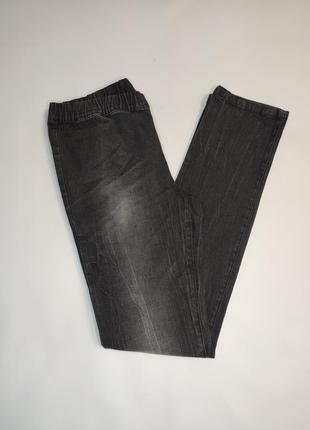 Charles voegele прямые стрейчевые джегинсы, джинсы