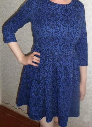 Женское платье, размер 42-44