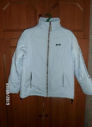 Куртка, сезона весна- осень, размер 48-50
