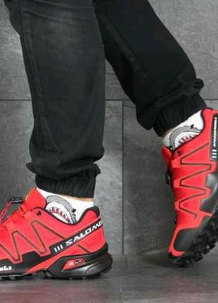 Мужские кроссовки Solomon