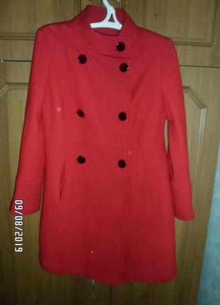 Женское пальто, 48размер, сезон весна-осень